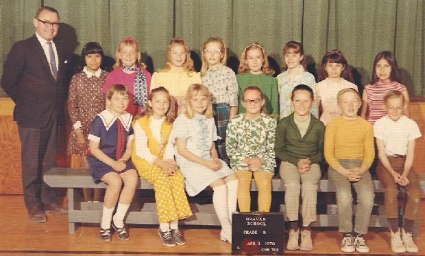 Click here to see a larger version of 1969-70, 5th Grade