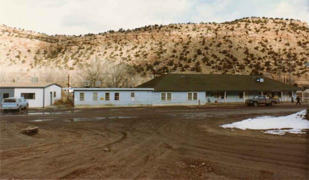 Click here to see a larger version of Mining and Mill Office