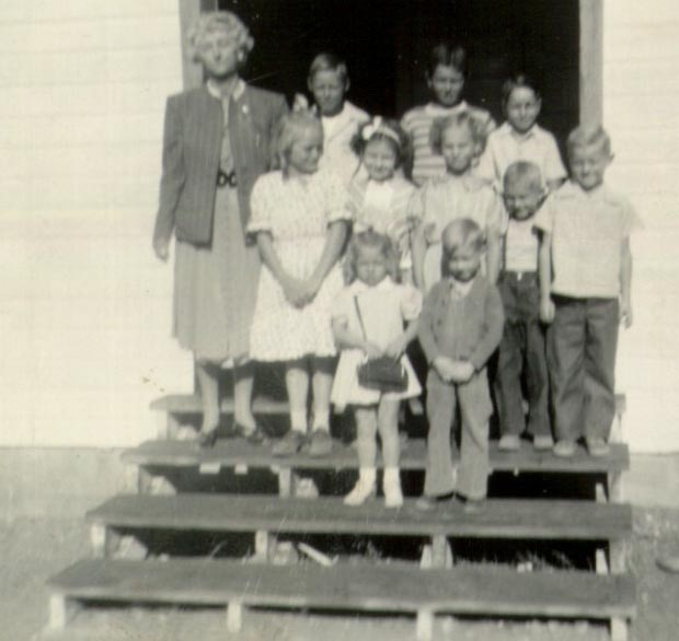 Click here to see a larger version of 1948, 1st grade