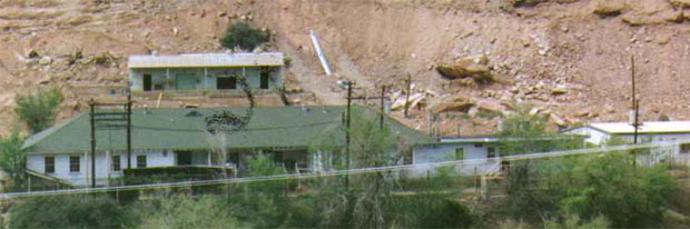 Click here to see a larger version of Mining and Mill Office back